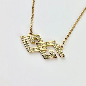 Rare Givenchy Gold Necklace